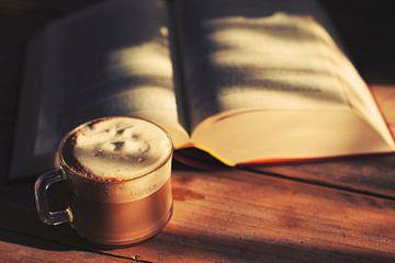 Tijd voor een kopje koffie van Margreet Piek