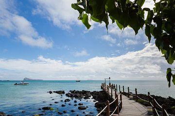 Prächtige Aussichten Mauritius von Maikel Dijkhuis