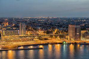 Avond in Amsterdam