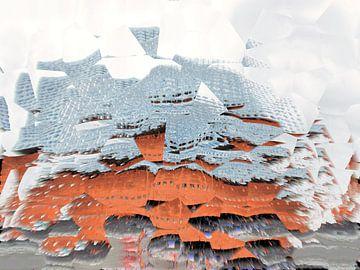 A Building II van Rüdiger Hirt