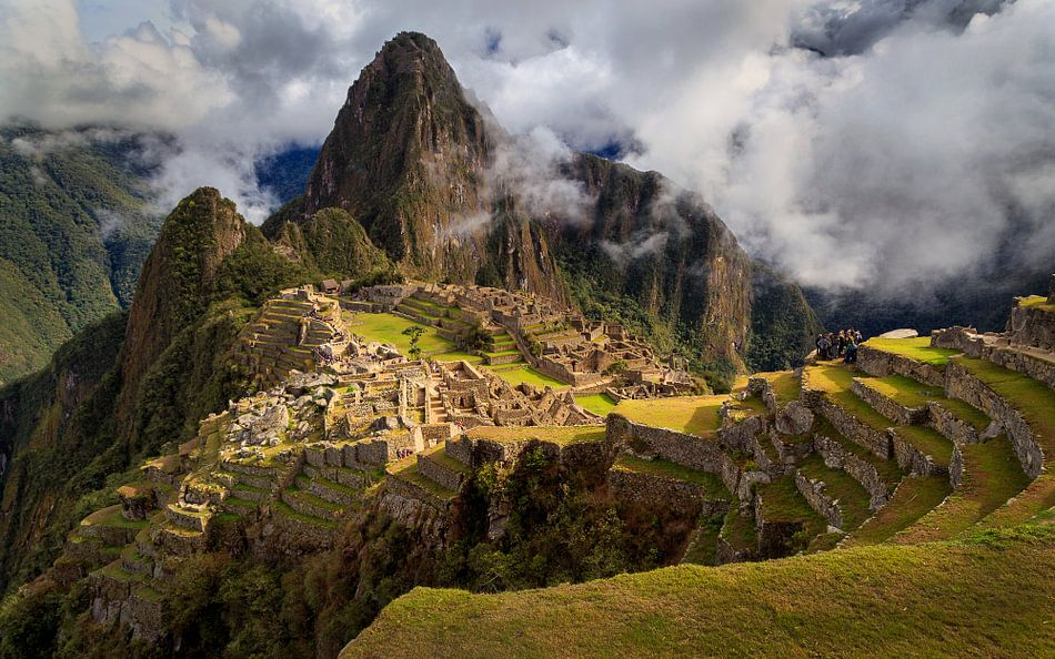 Machu Picchu van Joram Janssen