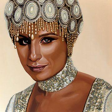 Barbra Streisand von Paul Meijering