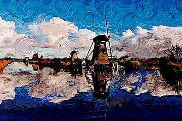 Windmolens van Peter Roder