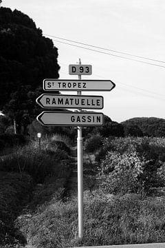 Road to Destiny Saint-Tropez deTom Vandenhende sur Tom Vandenhende