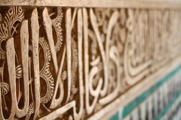 Andalusië detail 2 von Bas van Veen