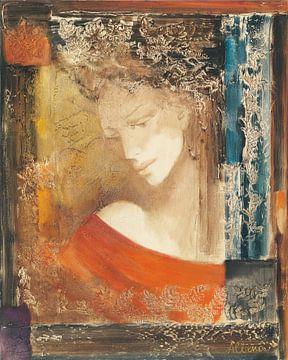 Ethereal Woman I, Albena Hristova