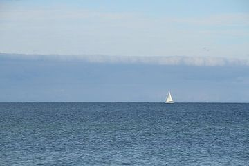 Schip ahoy! van Anja Bagunk