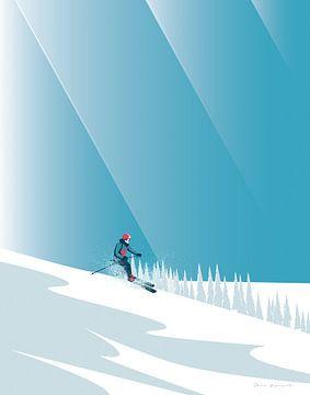 Lapland Geen woorden, Omar Escalante van Wild Apple