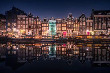 Amsterdam Mirror von Michiel Buijse