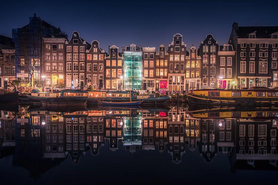 Amsterdam Mirror van Michiel Buijse