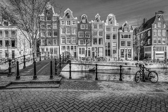 It's quiet in Amsterdam