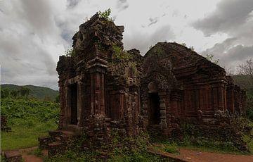 Mỹ Sơn Ruïnes van Maarten Verhees