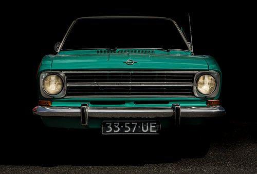 Opel kadett 1972 van