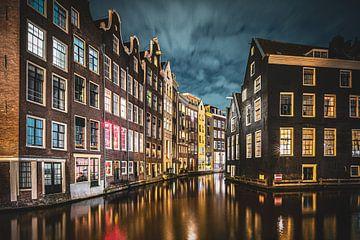 Het klein Venetië van Amsterdam van Fotografiecor .nl
