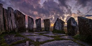 Stone Circle van Jan de Jong
