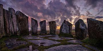 Stone Circle von Jan de Jong