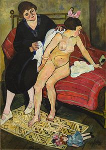 The Abandoned Doll, Suzanne Valadon