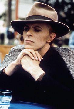 David Bowie in Der Mann, der auf die Erde fiel von Bridgeman Images