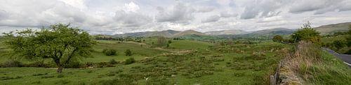 Sedbergh Panorama van