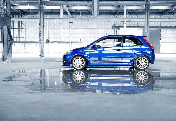 Ford Fiesta ST van Sytse Dijkstra