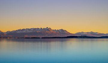 Ushuaia - Patagonië van Vincent Vink