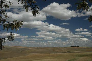 Landschap in Zuid Spanje von Simone Meijer