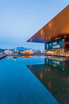 Kultur- und Kongresszentrum Luzern von Werner Dieterich