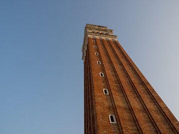 campanile san marcoplein ventetia von Ed Dorrestein