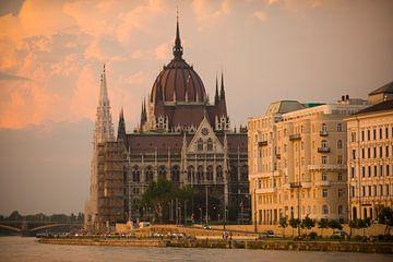 BudaPest Kathedraal von Brian Morgan