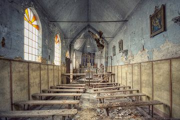 Urbex - Kapel von Angelique Brunas