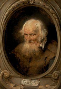 Porträt von Petrus Egidius de Morrion, Jan Lievens