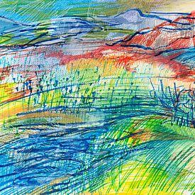 Paysage primaire sur ART Eva Maria