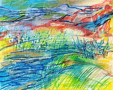 Primair Landschap van ART Eva Maria