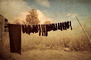 Große Wäsche van