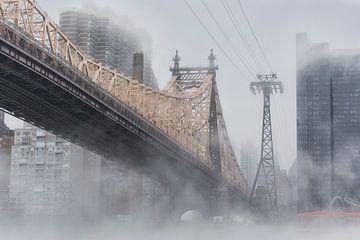 Queensboro-Brücke New York City von Marcel Kerdijk