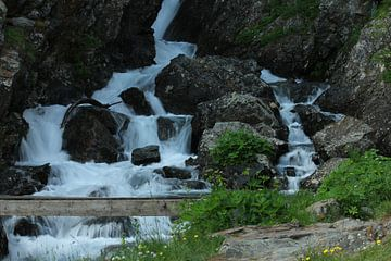 Waterval  von Sanne Willemsen
