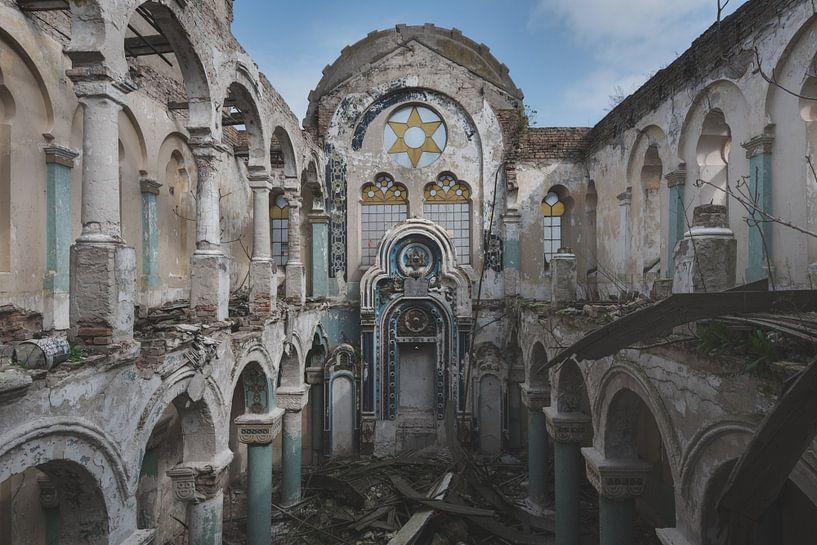 Die Synagoge von Perry Wiertz