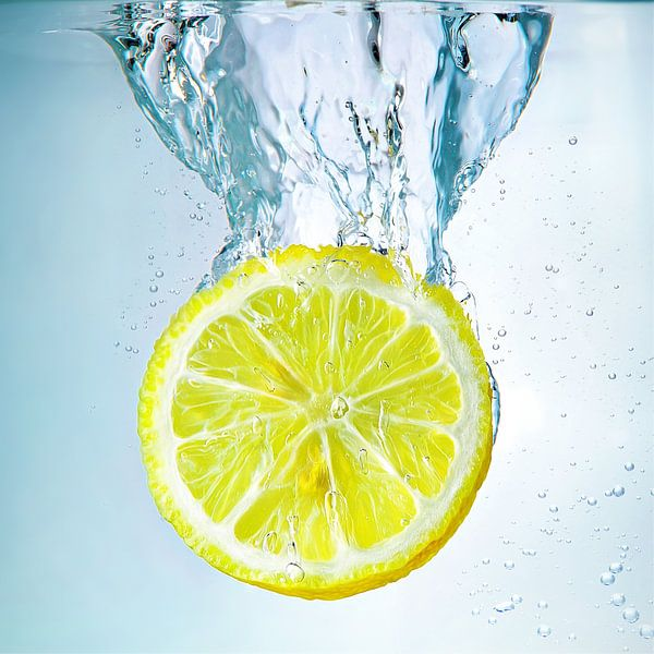 Lemon Splash van Silvio Schoisswohl