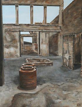 Pompeji von Linda Dammann