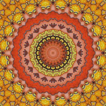 Mandala-stijl 3 van Marion Tenbergen