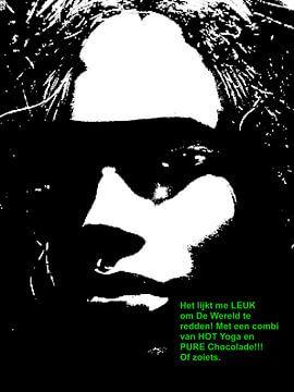 Dolende Dertigers: De Wereld Redden! von MoArt (Maurice Heuts)