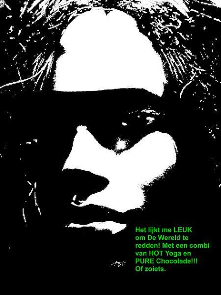Dolende Dertigers: De Wereld Redden! van MoArt (Maurice Heuts)