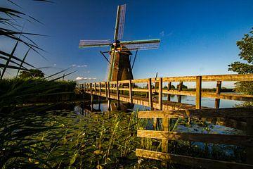 Hollandse molen van René Groenendijk
