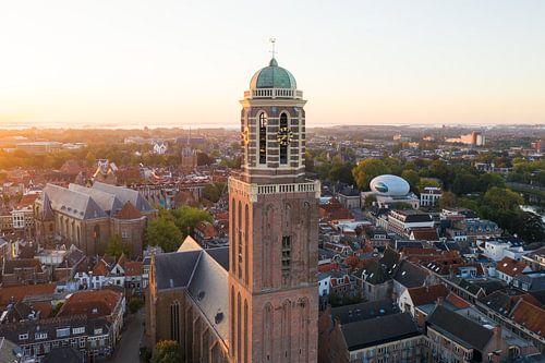 Peperbus zonsopgang, Zwolle
