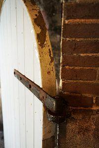 Teil einer Tür im städtischen Stil von Jeffry Clemens