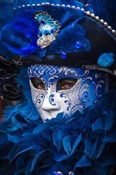 Blue von Wim van de Water