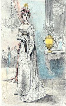 Mode 1819, Mode in het negentiende-eeuwse Parijs, Henri Boutet, (1851 1919)
