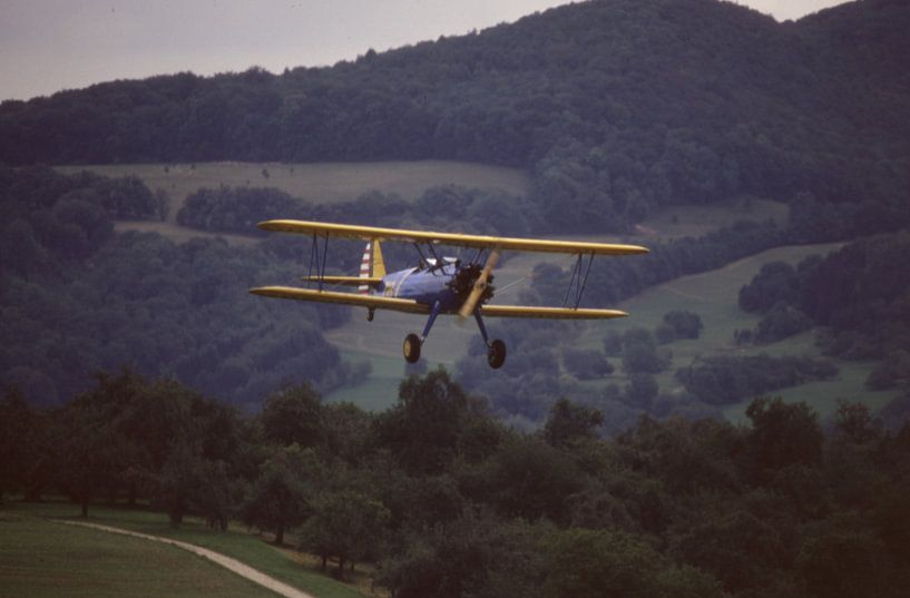 Boeing Stearman van Joachim Serger