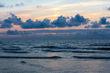 Noordzee van Evelyne Renske