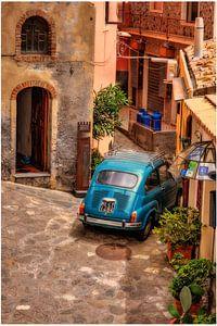 Taurmina Sicilia italie van